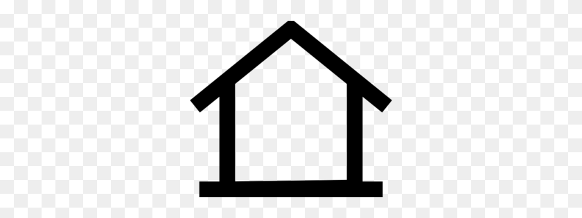 Simple House Clip Art - Simple House Clipart