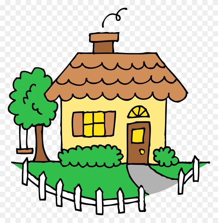 Simple House Clipart - Simple House Clipart