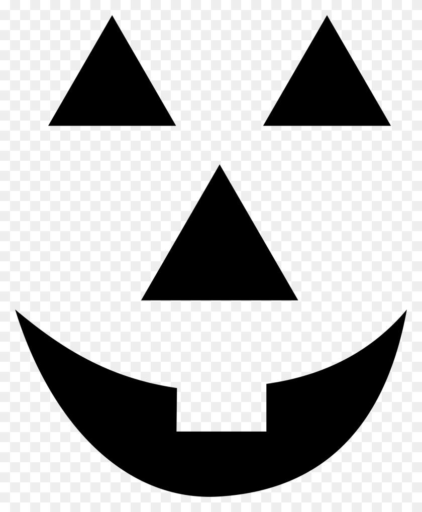 Simple Jack O' Lantern Silhouette Icons Png - Jack O Lantern PNG