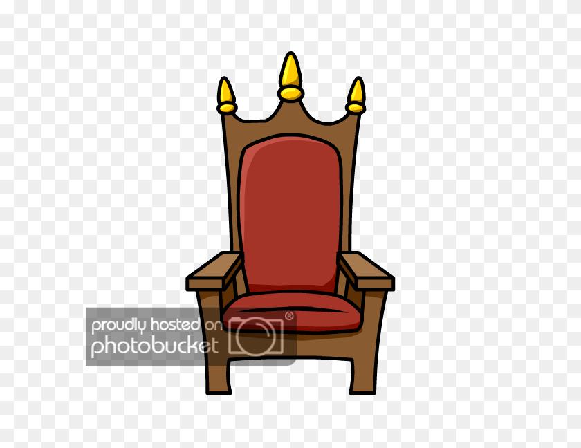 Simple King On Throne Clip Art - Throne Clipart