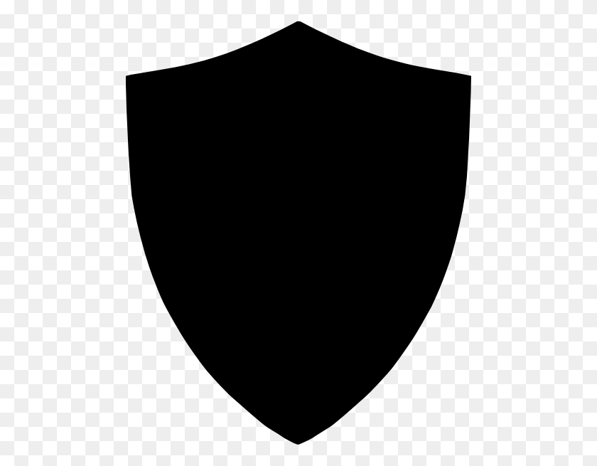 Simple Knight Shield Clipart - Knight Shield Clipart