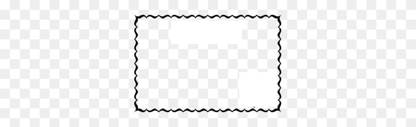 Simple Line Border Clipart - Line Border Clipart