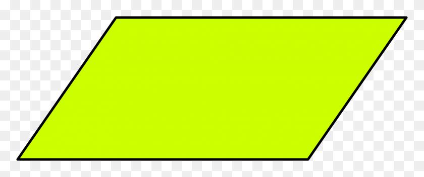 Simple Parallelogram - Parallelogram PNG