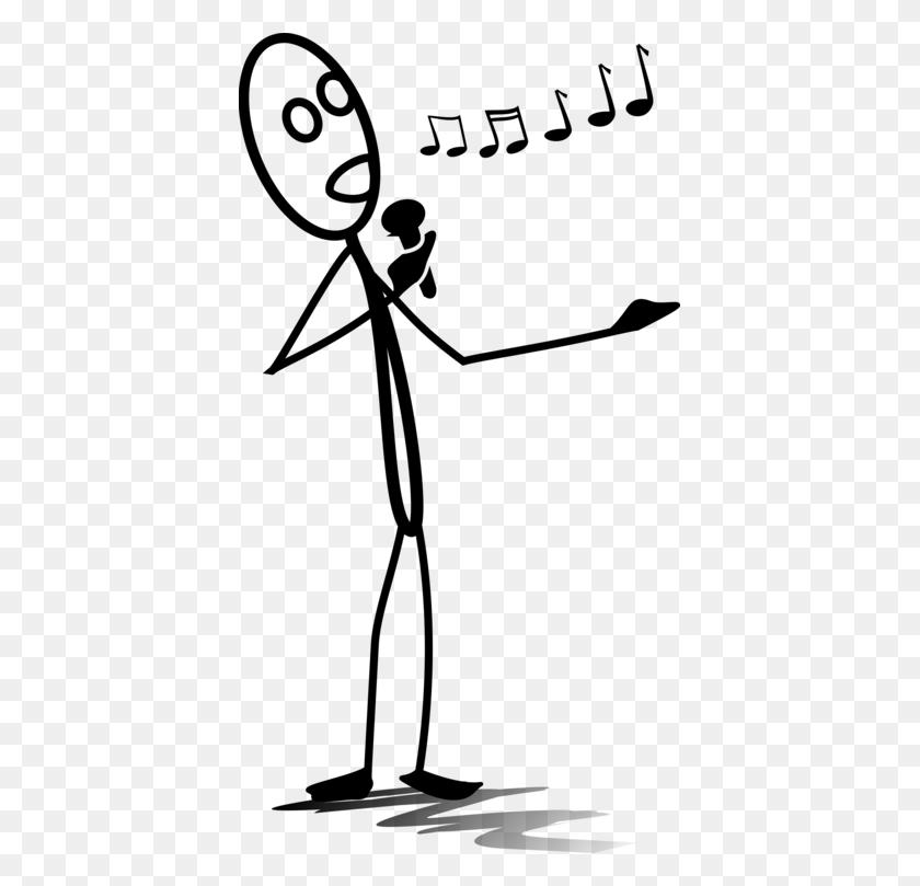 403x749 Singing Singer Songwriter Music Singer Songwriter - Free Clipart Choir Singing