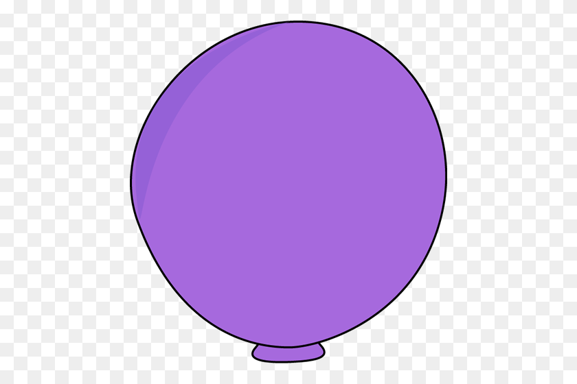 Single Balloon Clip Art - Single Balloon Clipart