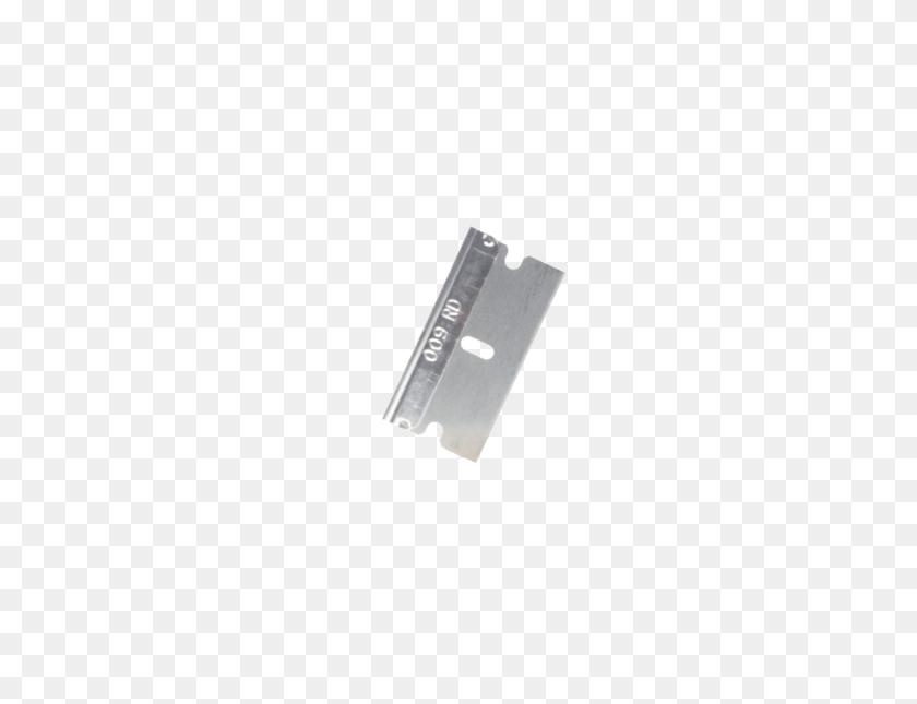 Single Edge Industrial Razor Blades - Razor Blade PNG