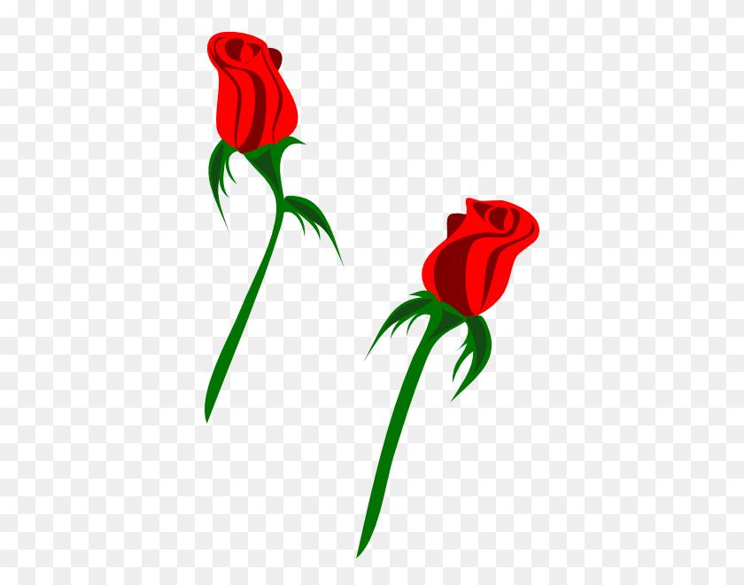 Single Rose Cliparts - Single Rose Clipart