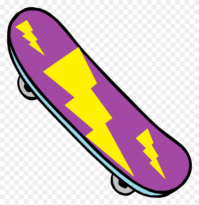 Skateboard Clip Art Clipart Images - Skateboard Clipart