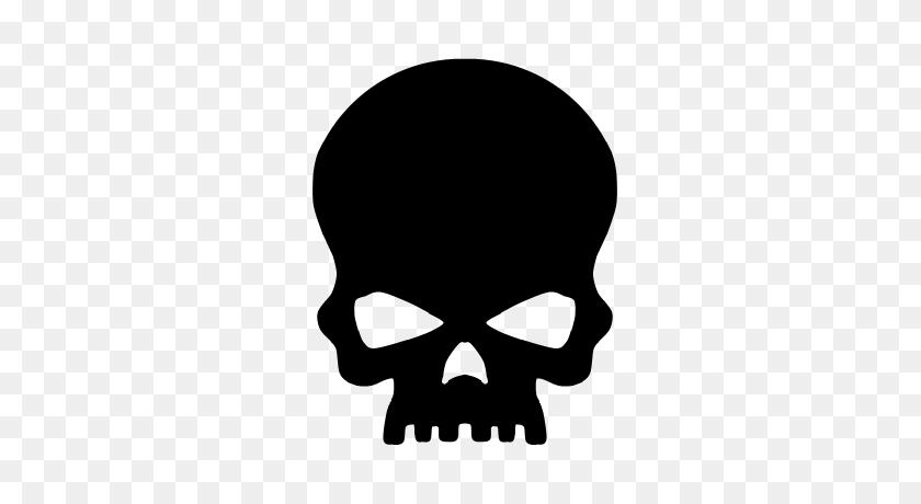 Skeleton, Skulls Png Images Free Download - Punisher Skull PNG