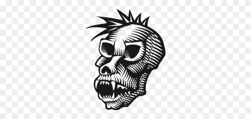 Skeleton Underwater Drawing Skull Sea - Skeleton Black And White Clipart