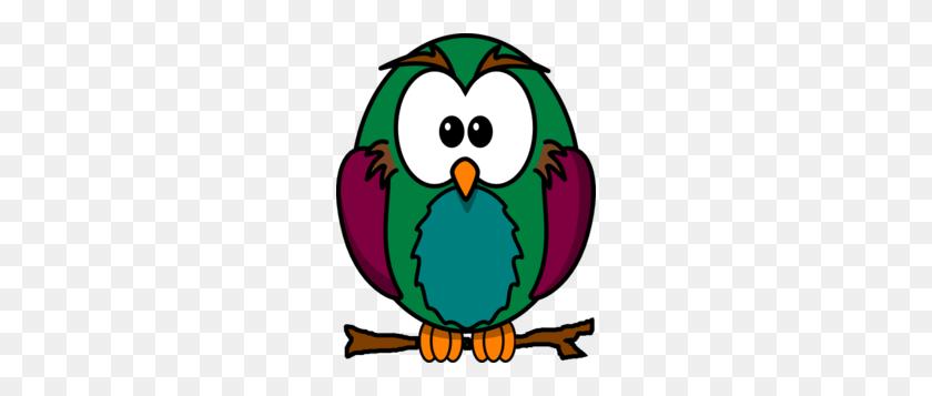 Skinny Owl On Branch Clip Art Owls Owl, Owl Art - Skinny Clipart