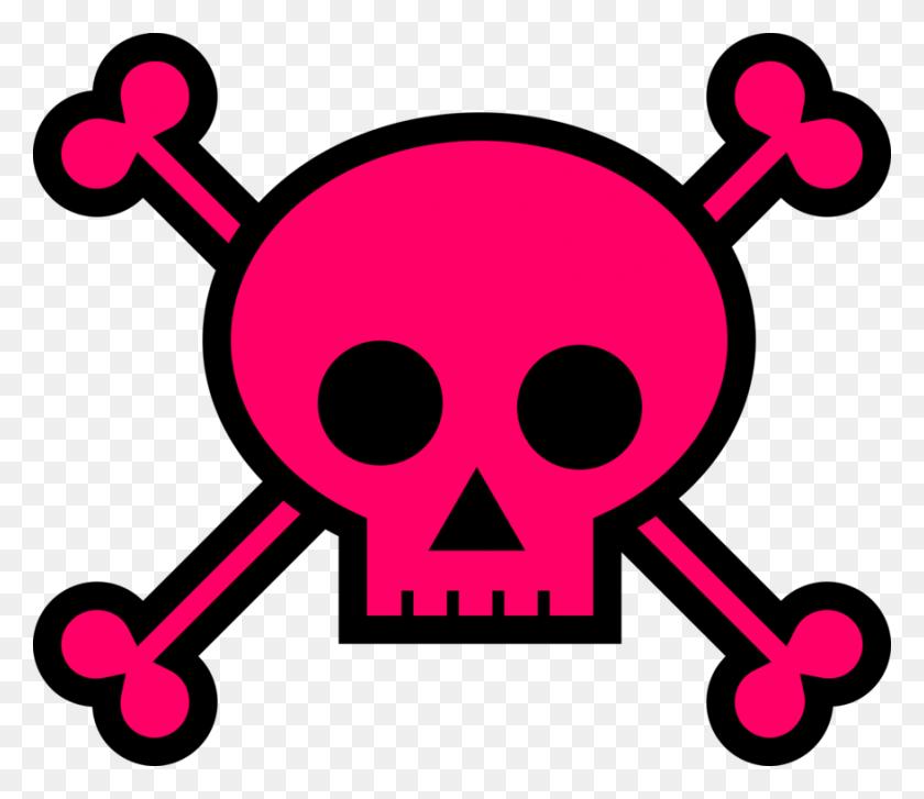 Skull And Bones Skull And Crossbones Human Skull Symbolism Free - Skull And Bones PNG