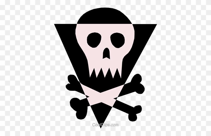 Cute Skull And Crossbones Clip Art - Skull And Crossbones Clip Art