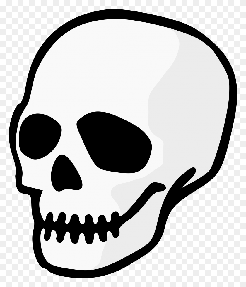 Skull Png Images Free Download - Skull Silhouette PNG