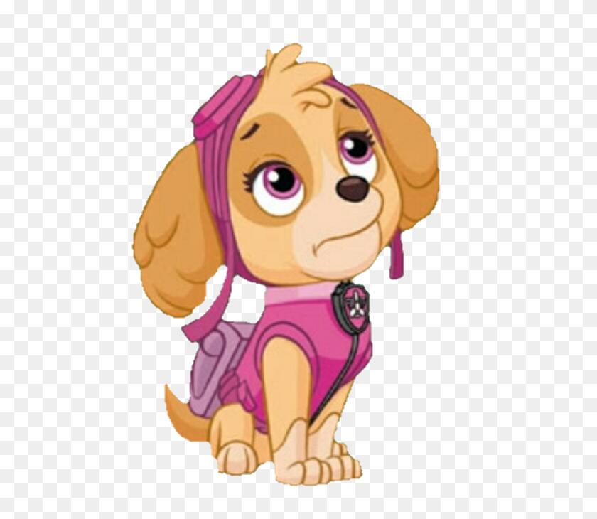 Paw Patrol Pup Buddies Figure Paw Patrol - Skye Paw Patrol