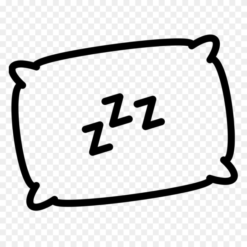 830x830 Sleep Clipart - Boy In Bed Clipart