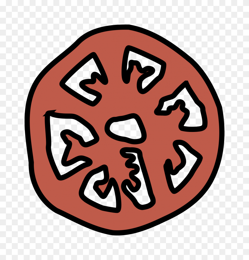 Slice Of Tomato Icons Png - Tomato Slice PNG