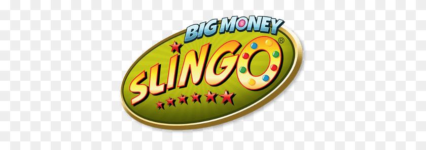 375x237 Slingo - Lottery Ticket Clipart