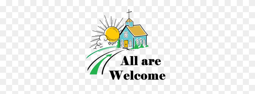 Sloan Memorial United Methodist Church - Welcome To Our Church Clipart