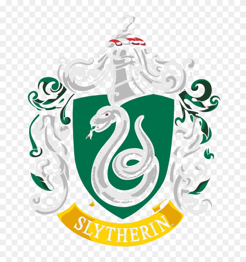 Slytherin Crest Transparent Slytherin Crest Transparent - Hogwarts Crest PNG