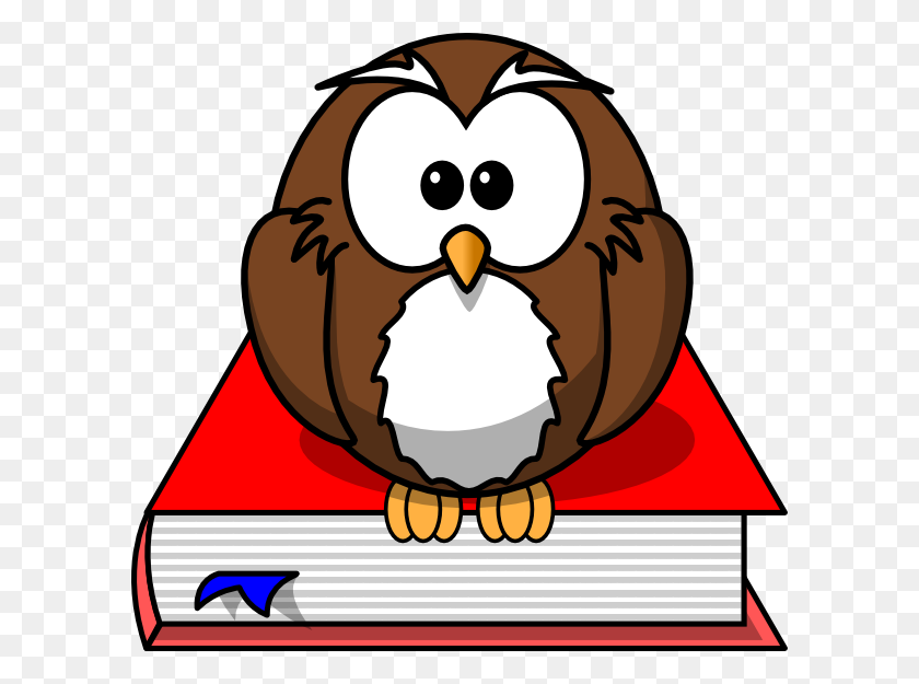 Smart Owl Clip Art - Owl Images Clipart