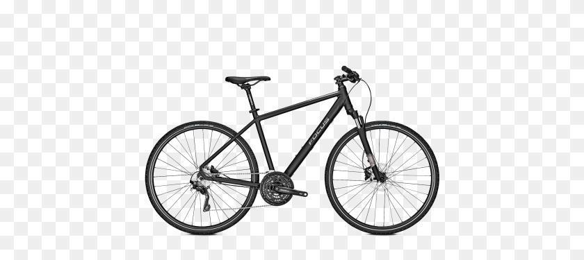 Smart Performance Bikes Ride Beyond Focus Bikes - Bike Rack PNG