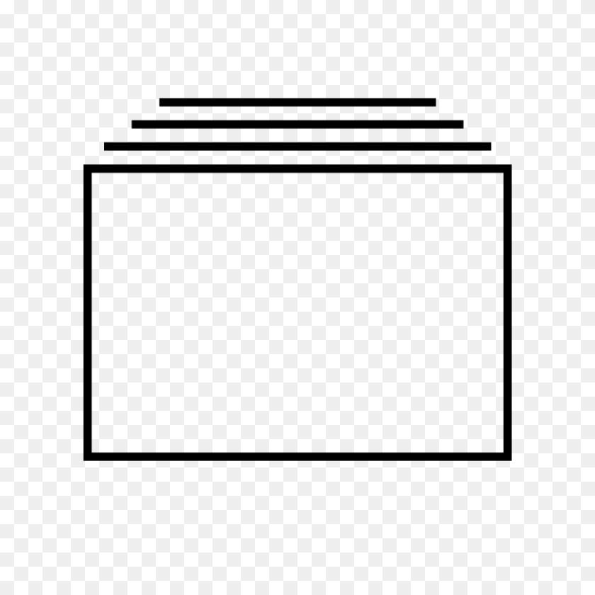 Smartcast Lp - Tv Clipart Black And White