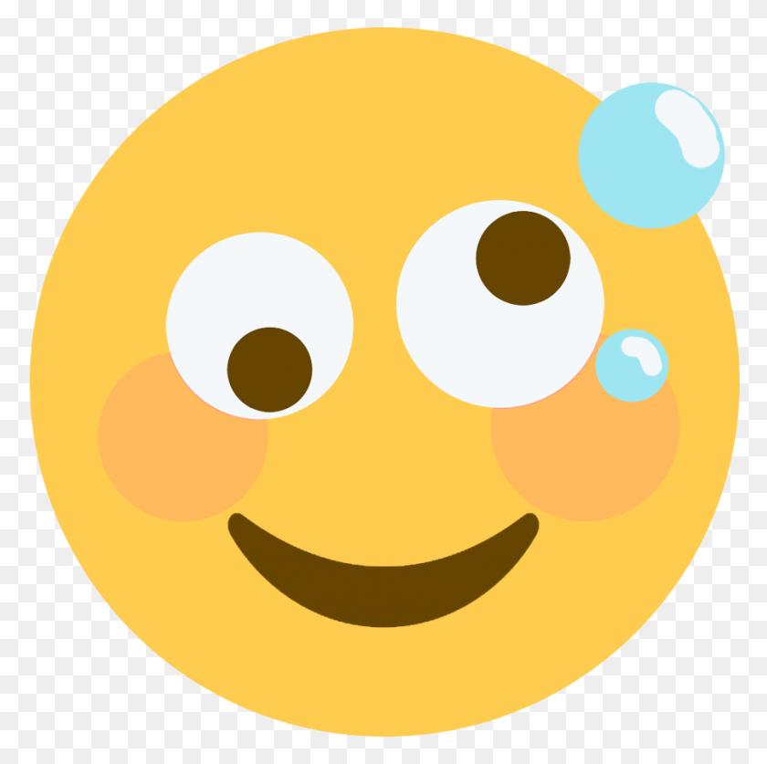 903x900 Smiley Emoji Discord Emoticon Clip Art - Free Emoji Clipart