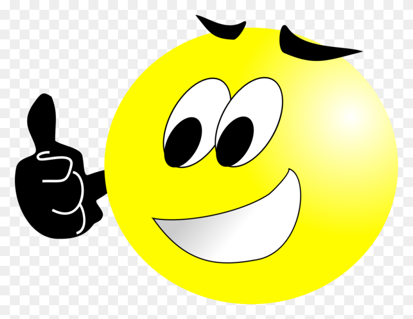 Smiley Thumb Signal Emoticon Facebook Wink - Wink Clipart