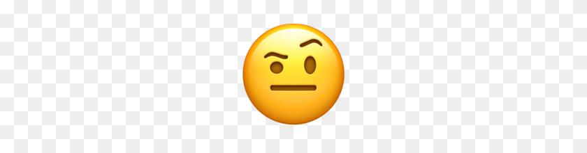 Smileys People Emojis In Whatsapp And Their Meaning - Meh Emoji PNG