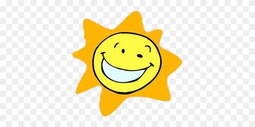 Smiling Cartoon Sun Transparent Png - Sun Cartoon PNG