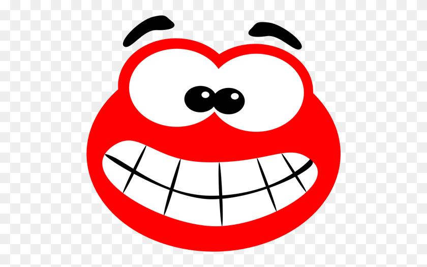Smiling Lips Clip Art - Blonde Clipart