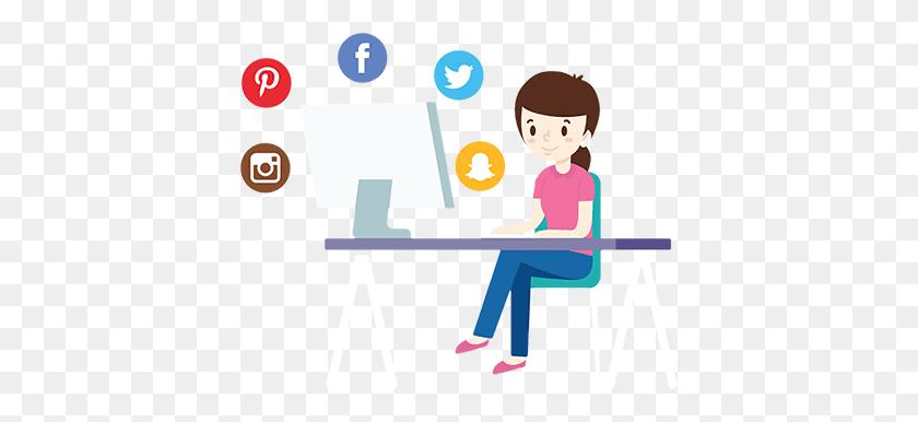 Smo Company Social Media Management Company Services India - Social Media Clipart