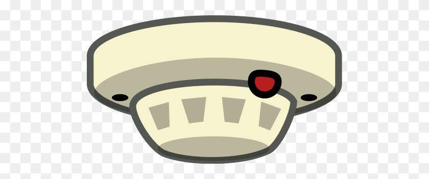 Smoke Detector - Smoke Detector Clipart