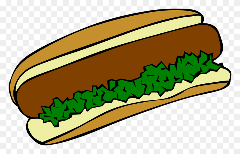 Snack Clipart American Food - Snack Bar Clipart