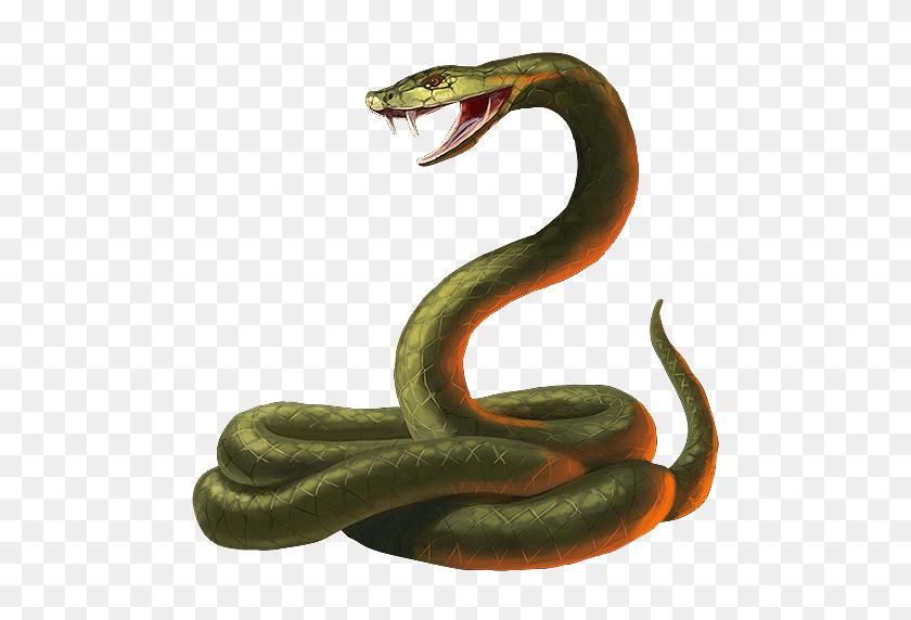 Snakes Transparent Png Images - Cobra PNG