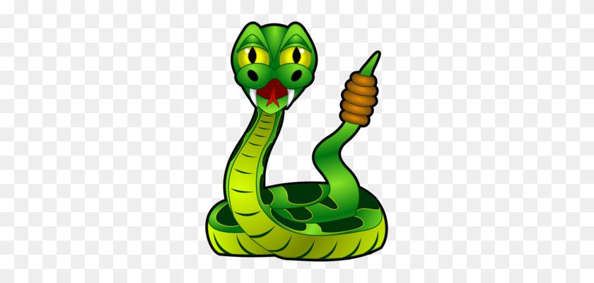 Snakes Vipers The Rattlesnake Reptile - Rattlesnake Clipart