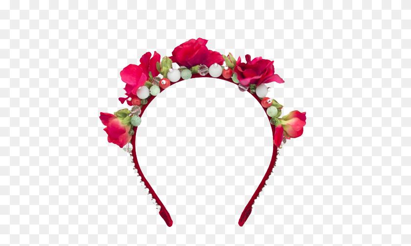Snapchat Flower Crown Png Hd - Snapchat Flower Crown PNG