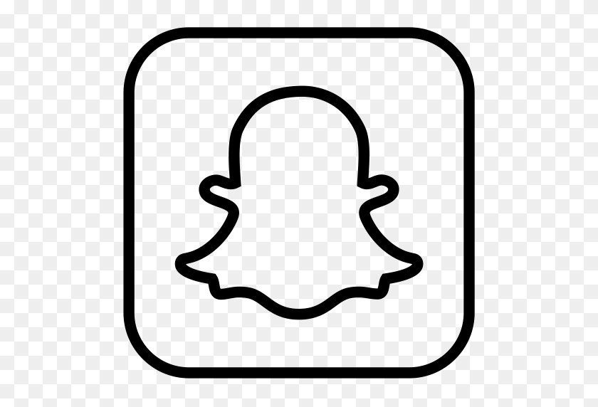 Snapchat, Snapchat Button, Snapchat Logo Icon With Png And