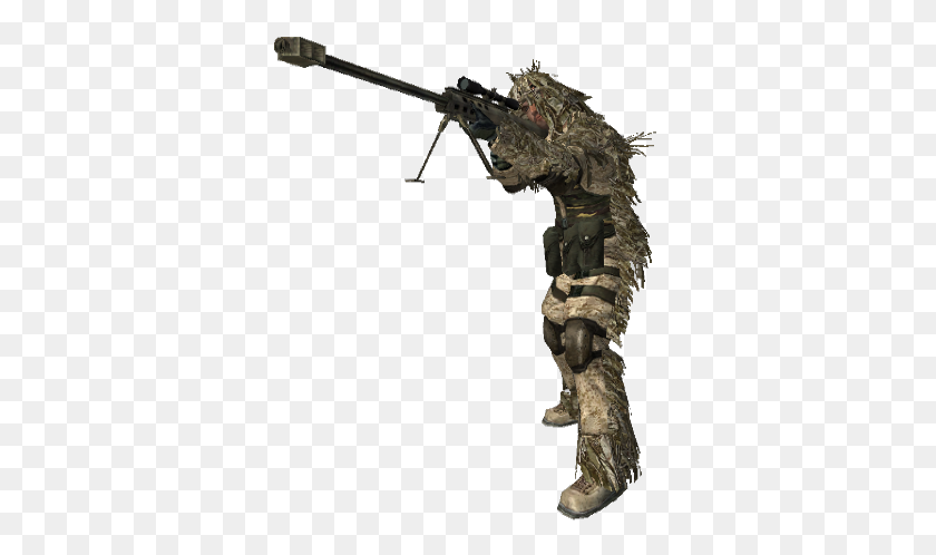 Sniper Call Of Duty Png Png Image - Call Of Duty PNG