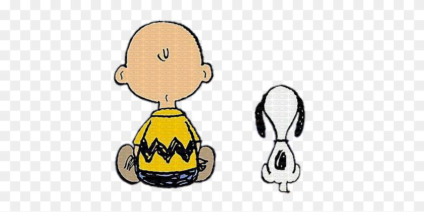 Snoopy And Charlie Brown, Snoopy Charlie Brown Peanuts - Charlie Brown PNG