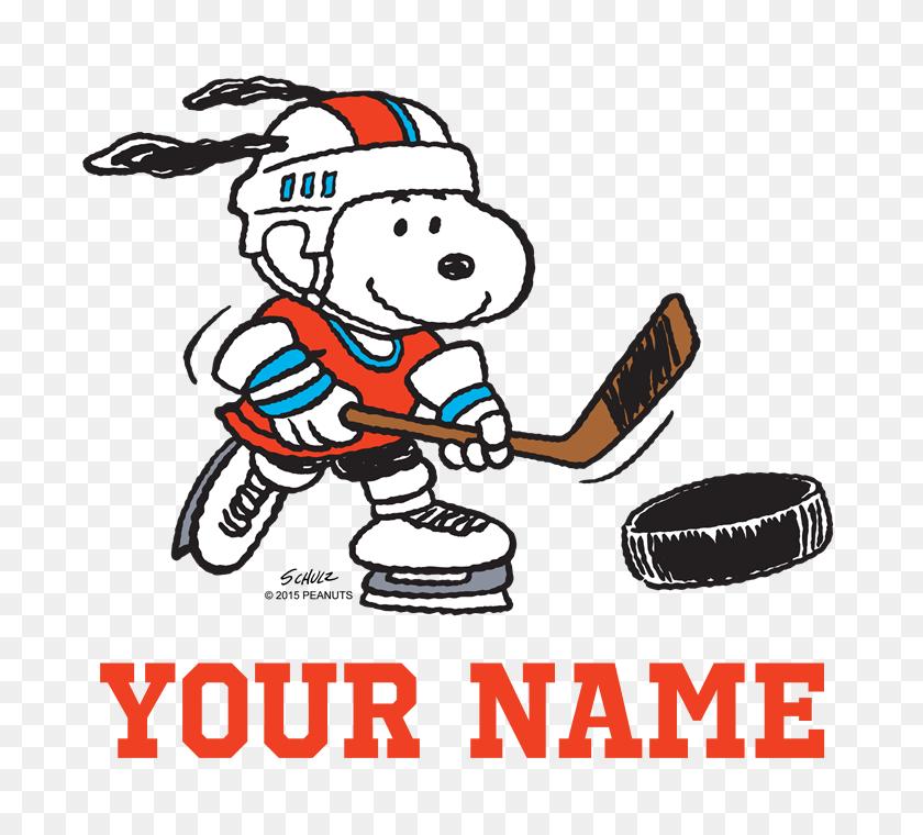 Snoopy Clipart Hockey - Snoopy Clip Art Free
