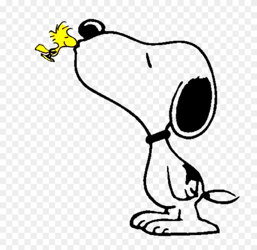 Snoopy Clipart Sad - Peanuts Characters Clipart