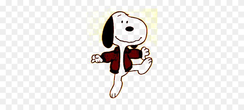 Snoopy Dance - Snoopy Dancing Clip Art