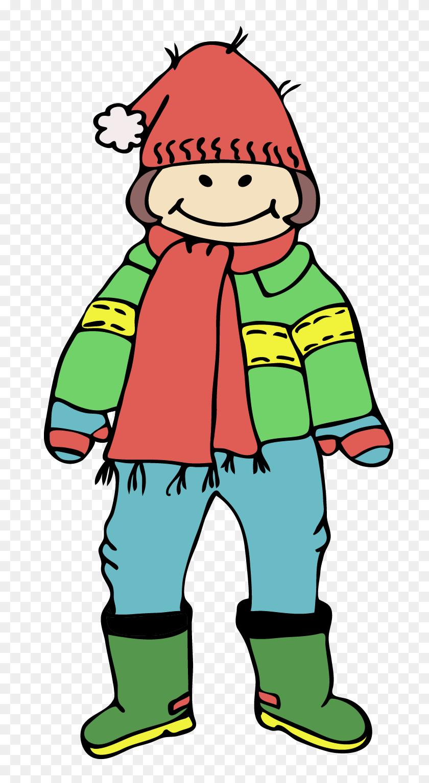 Snow Coat Clip Art Free Image - Snow Tubing Clip Art