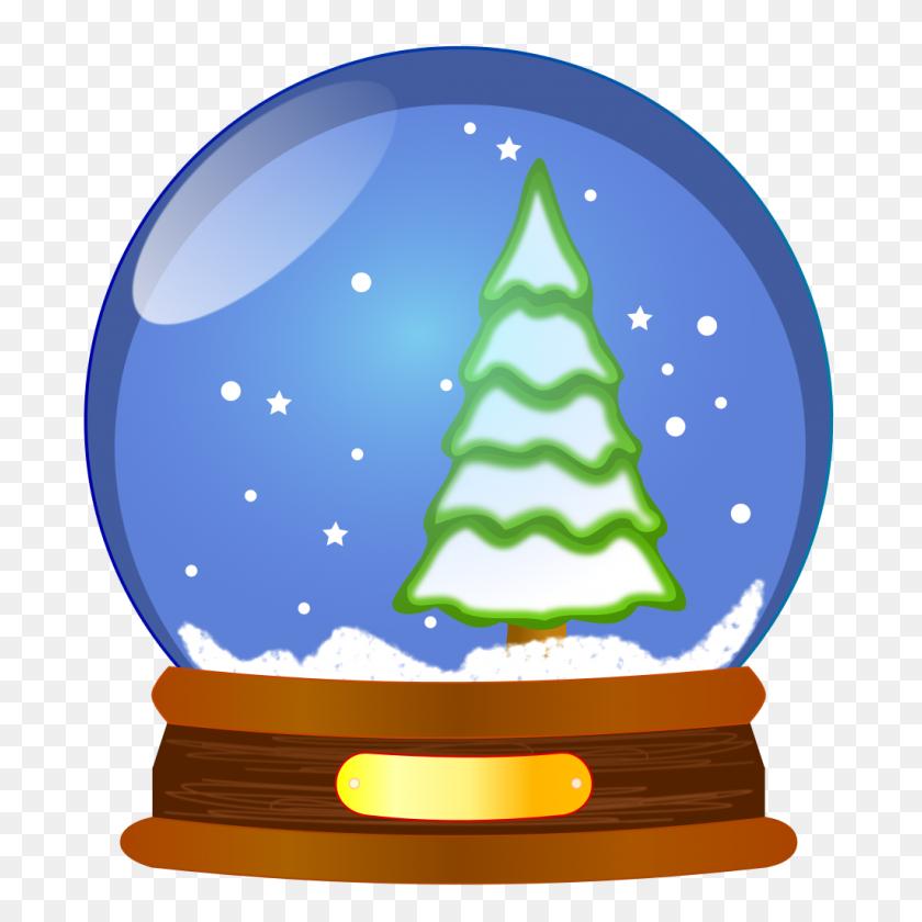 Snow Globe Clipart - Snow Globe Clipart