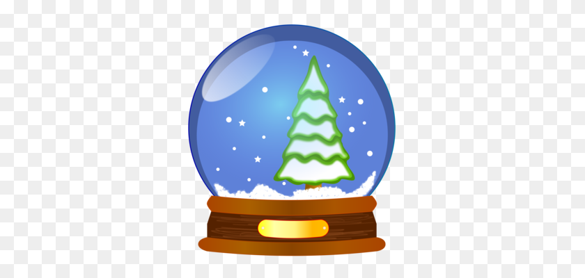 Snow Globes Clip Art Christmas Snowman Christmas Tree Free - Snow Globe Clipart