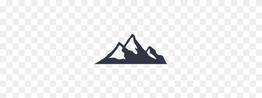 Snow Sky Background - Snowy Mountain Clipart