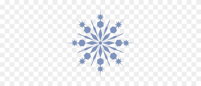 Snowflake Clip Art - Snowflake Vector PNG