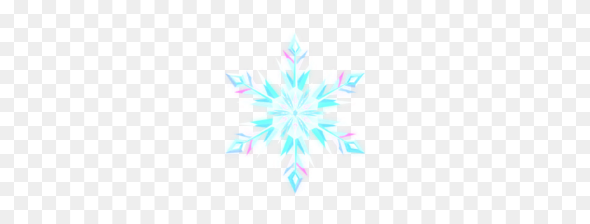 Snowflake Clipart - Silver Snowflake Clipart